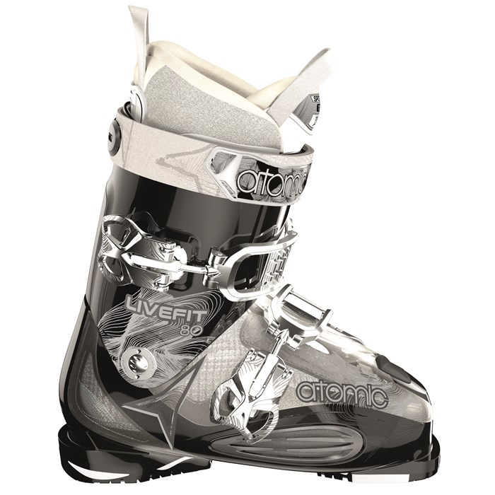 Atomic - Live Fit 80 Ski Boots - Women's 2014