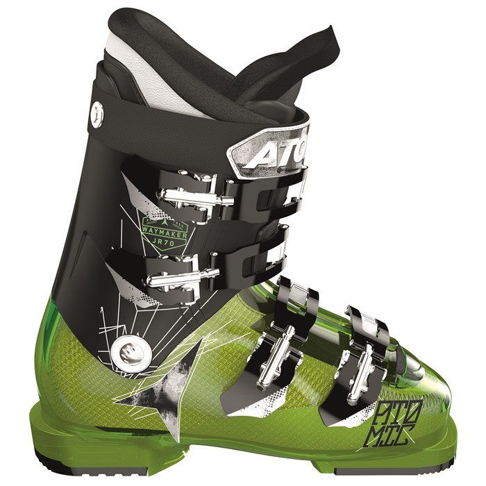 Atomic - Waymaker Jr. 70 Ski Boots - Boy's 2014