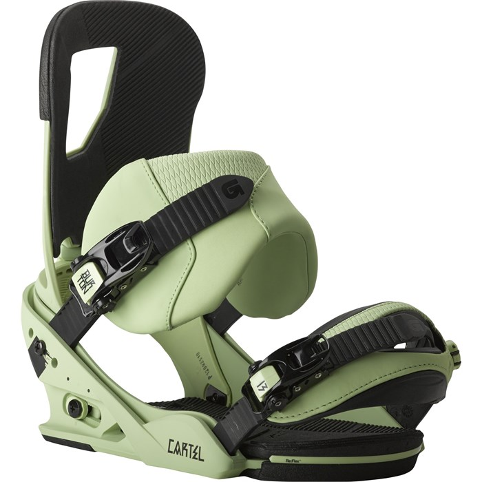 Burton - Cartel Snowboard Bindings 2014