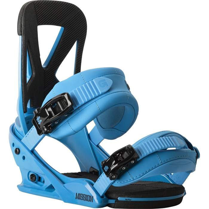 Burton - Mission Snowboard Bindings 2014