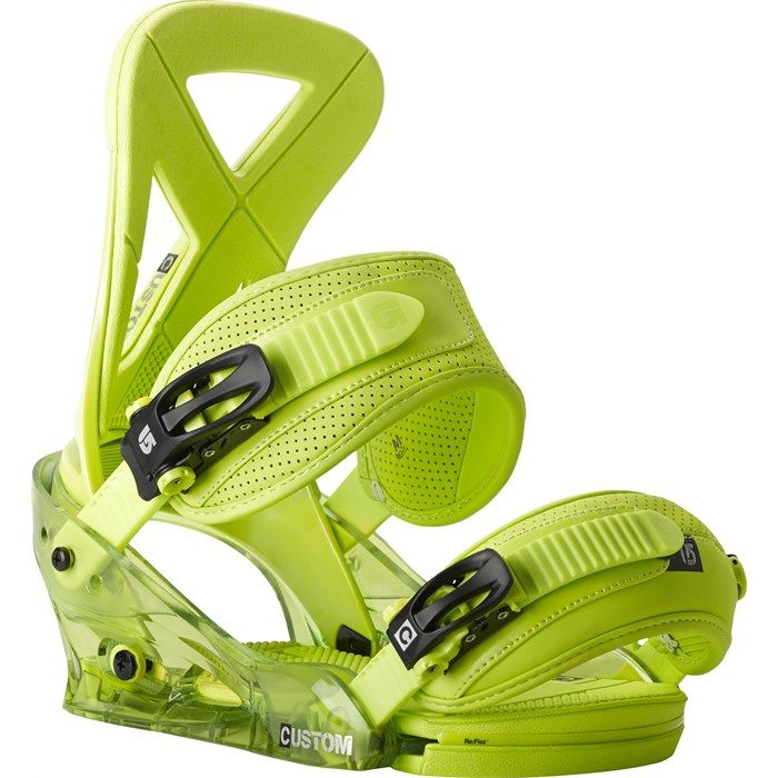 Burton - Custom Snowboard Bindings 2014