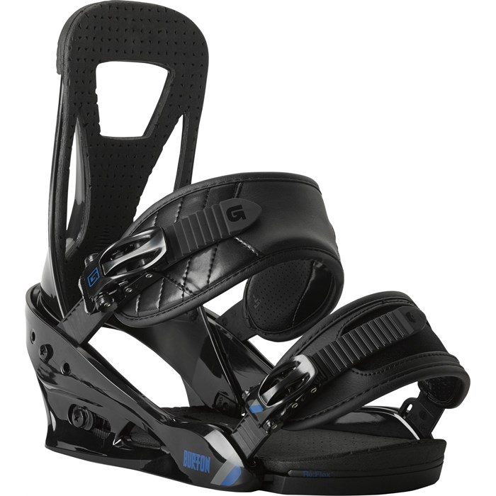Burton - Freestyle Snowboard Bindings 2014