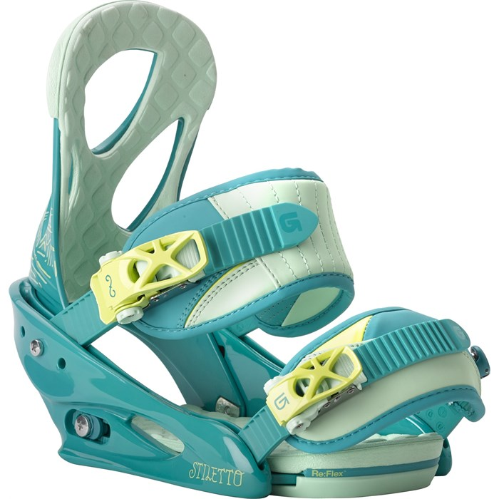 Burton - Stiletto Snowboard Bindings - Women's 2014