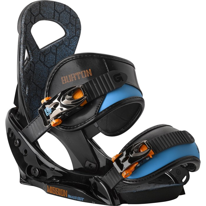 Burton - Mission Smalls EST Snowboard Bindings - Boy's 2014