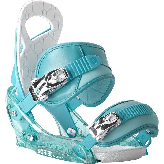 Burton - Scribe Smalls EST Snowboard Bindings - Girl's 2014