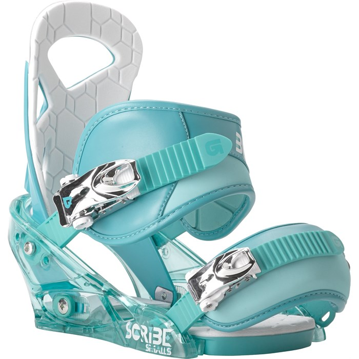 Burton - Scribe Smalls Snowboard Bindings - Girl's 2014