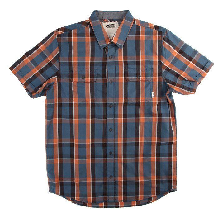Vans - Averill Short-Sleeve Button-Down Shirt