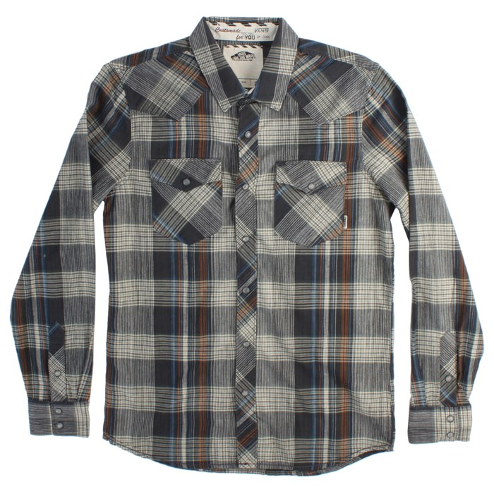 Vans - Edgeware Button-Down Shirt