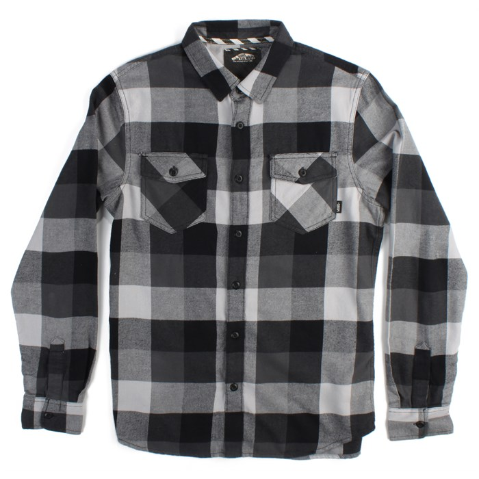 Vans - Box Button-Down Flannel Shirt