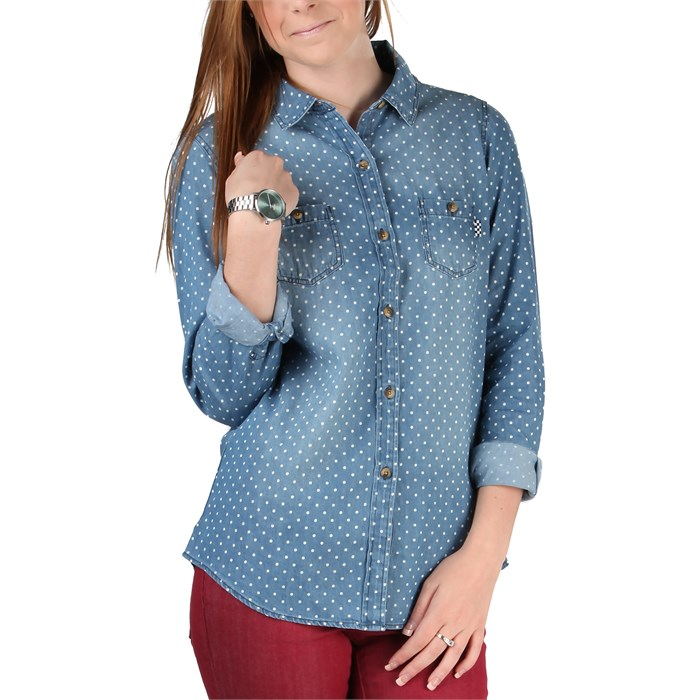 Vans - Surrender Button-Down Shirt - Women's