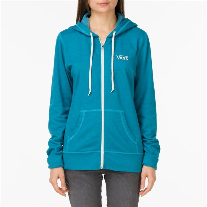 Vans - Link Zip Up Hoodie - Women's