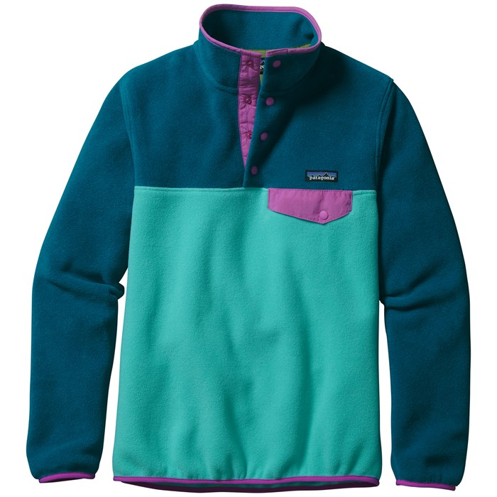 Patagonia - Synchilla Lightweight Snap-T Pullover Fleece - Women's