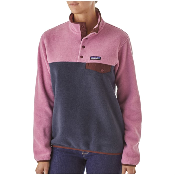 Patagonia - Synchilla Lightweight Snap-T Pullover Fleece - Women's