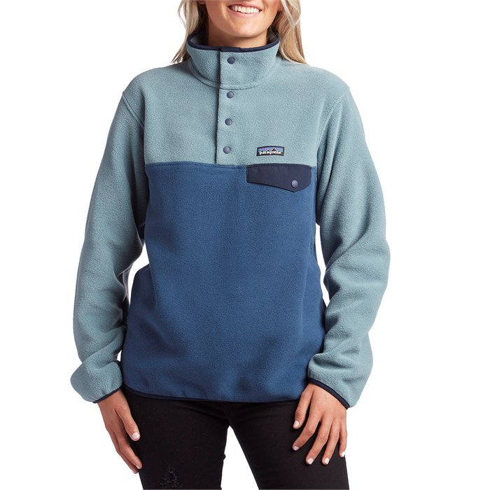 Patagonia - Lightweight Synchilla Snap-T Pullover Fleece - Women s ... 8105daeb3