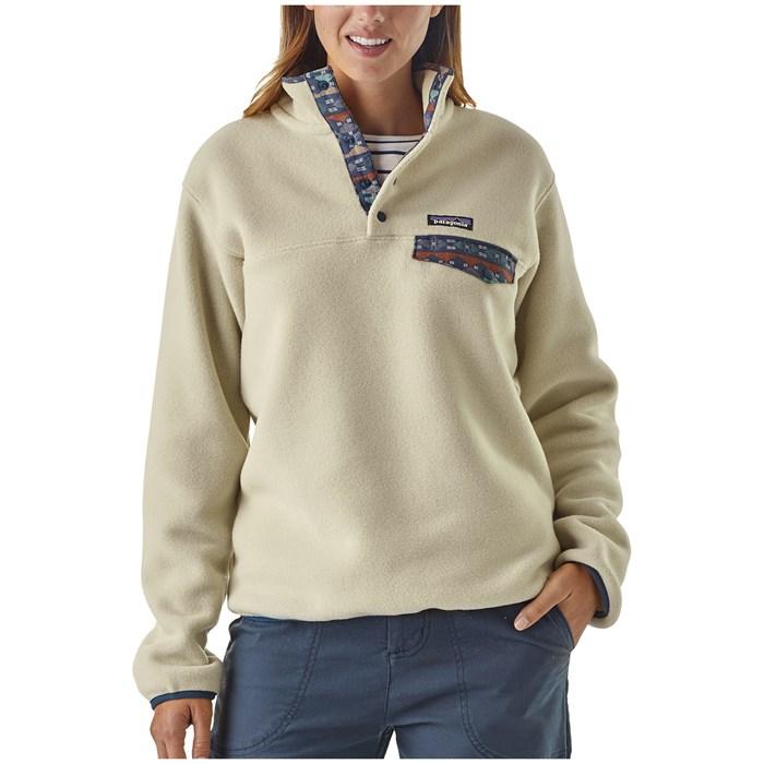 Patagonia - Lightweight Synchilla Snap-T Pullover Fleece - Women's