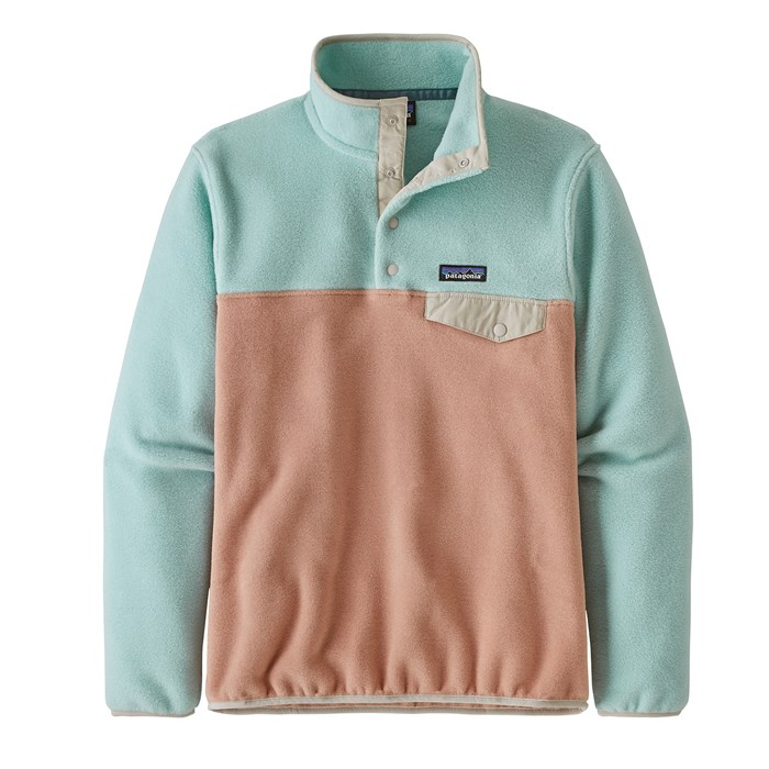 Patagonia - Lightweight Synchilla Snap-T Pullover Fleece - Women's