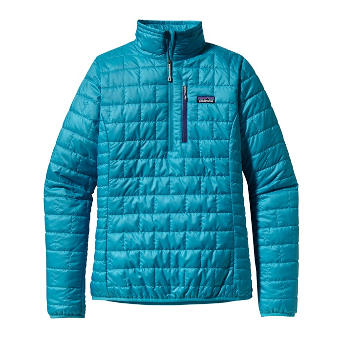 Patagonia - Nano Puff Pullover Jacket - Women's