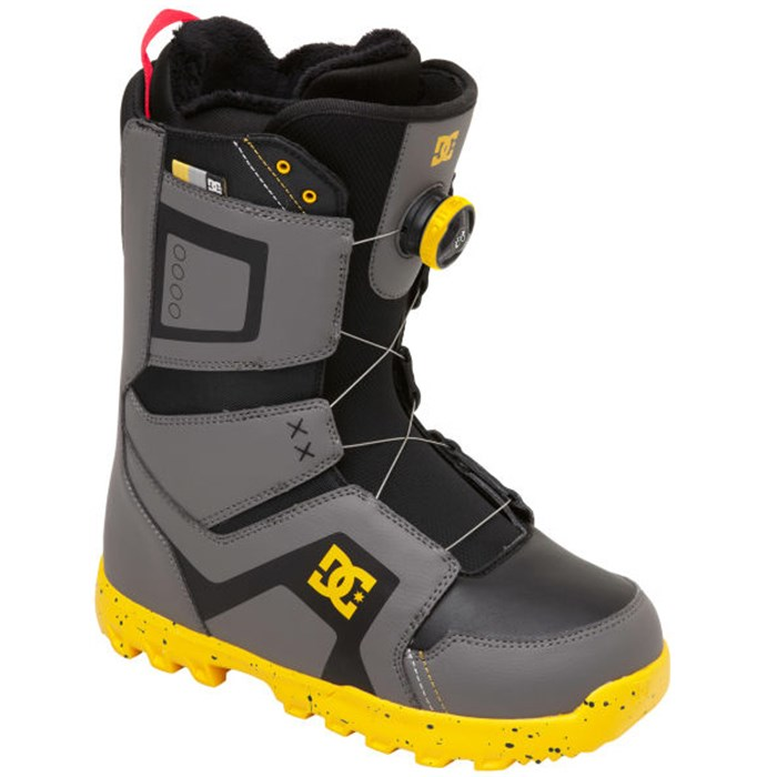 DC - Scout Boa Snowboard Boots 2014