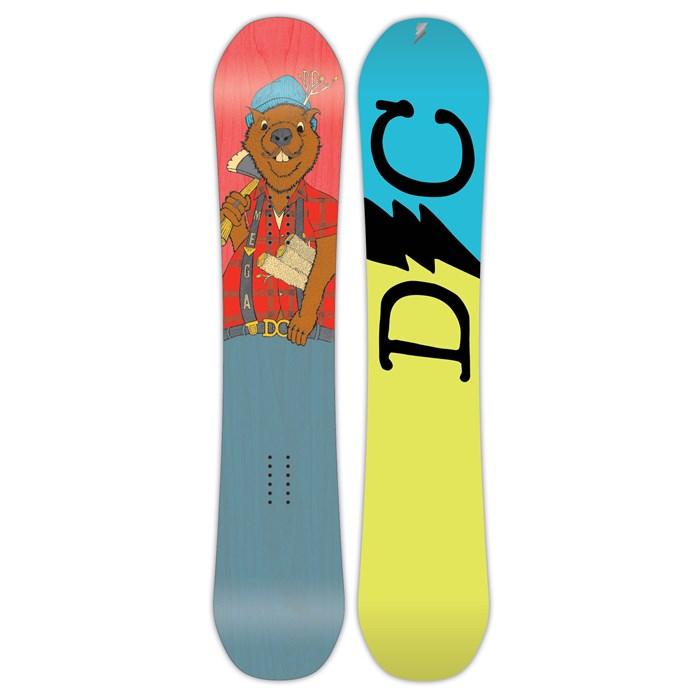 DC - Mega Snowboard 2014