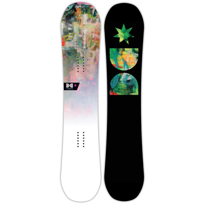 DC - Biddy Snowboard - Women's 2014