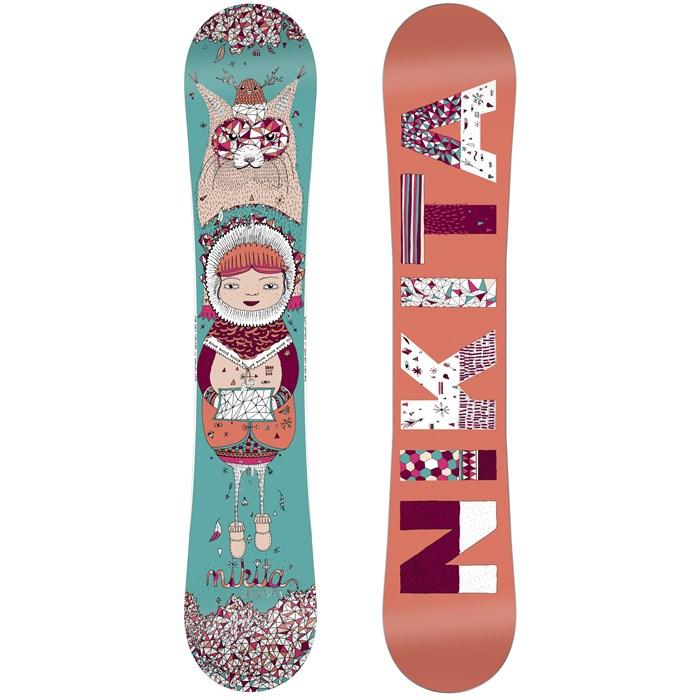 Nikita - Sideways Sista Snowboard - Women's 2014