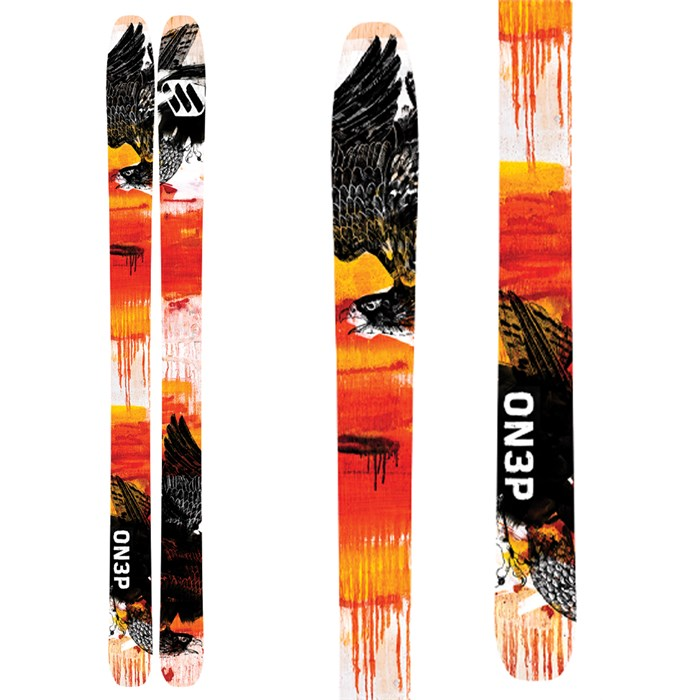 ON3P - Wrenegade Skis 2014