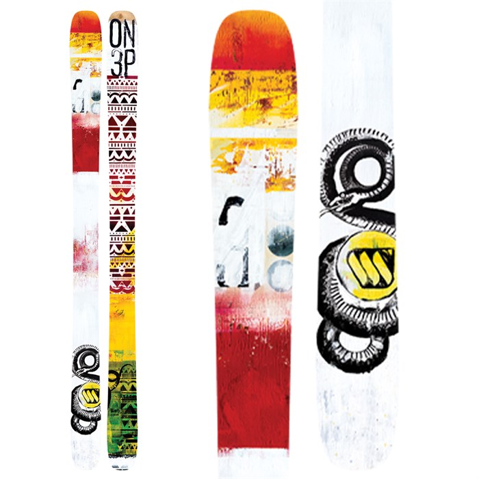 ON3P - Jeronimo Skis 2014