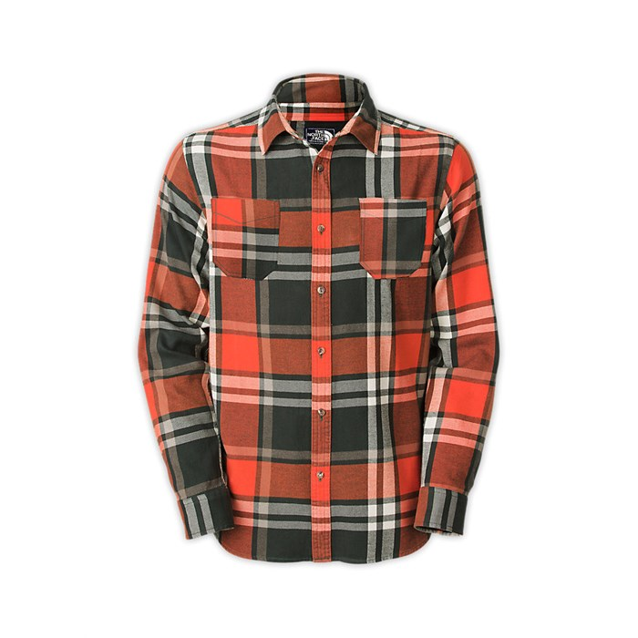 The North Face - Crowther Flannel Button Down Shirt