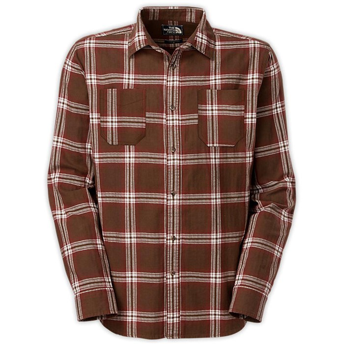 The North Face - Brotula Flannel Button Down Shirt