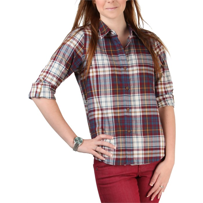 The North Face - Catalina L/S Button Down Shirt - Women's