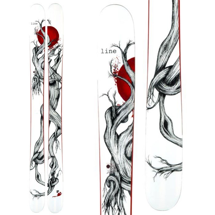 Line Skis - Mr Pollard's Opus Skis 2014
