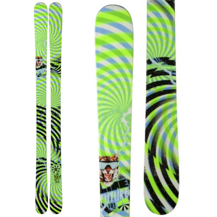 Line Skis - Future Spin Skis 2014