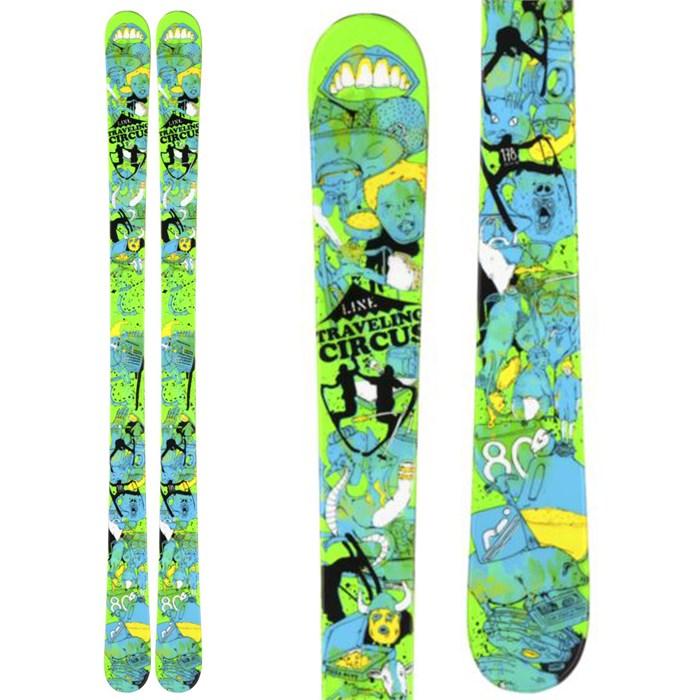 Line Skis - Traveling Circus Skis 2014