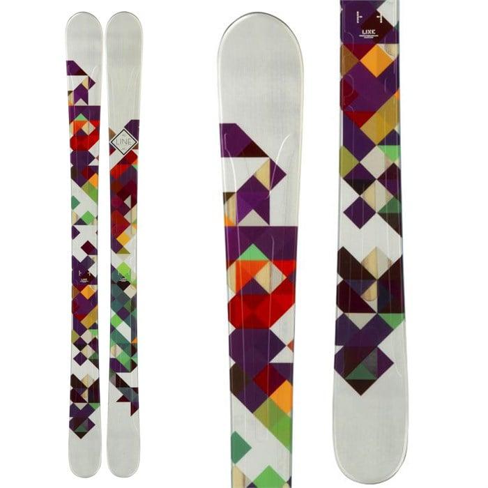 Line Skis - Soulmate 90 Skis - Women's 2014
