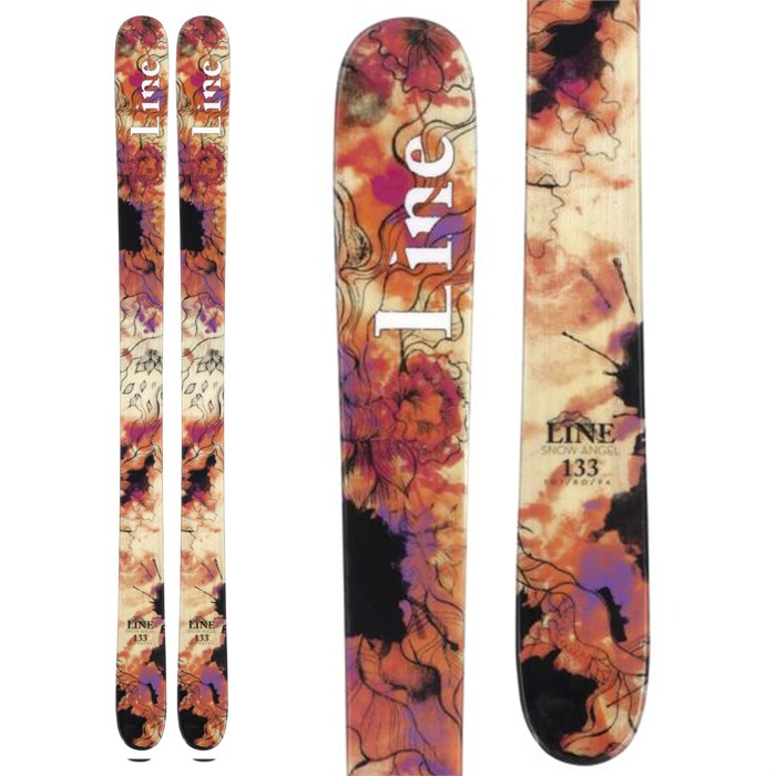 Line Skis - Snow Angel Skis - Girl's 2014
