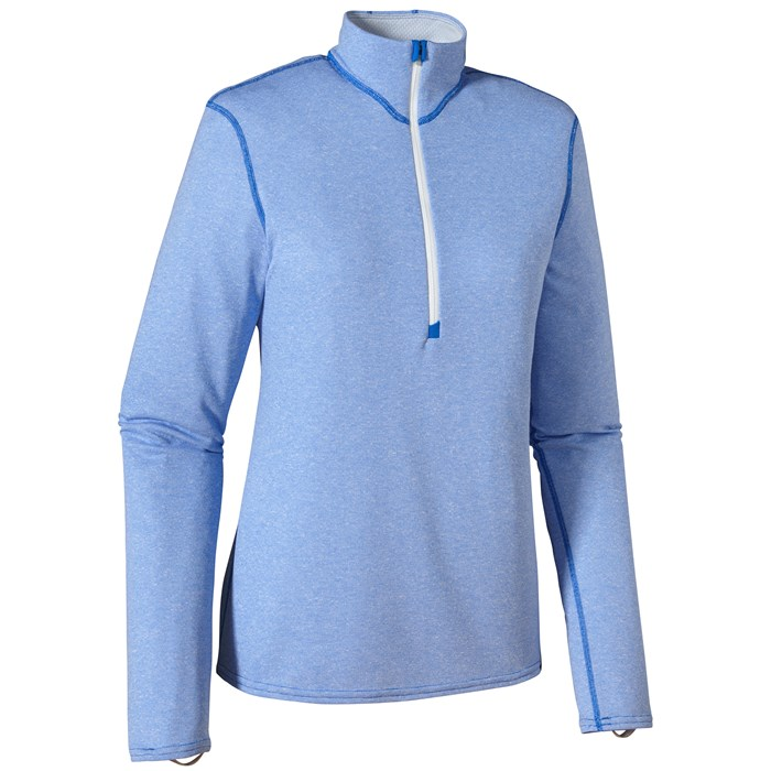 Patagonia - Capilene 3 Midweight Zip-Neck Top - Women's