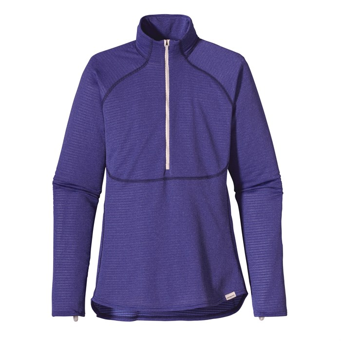 Patagonia - Capilene 4 Expedition Weight Zip Neck - Women's