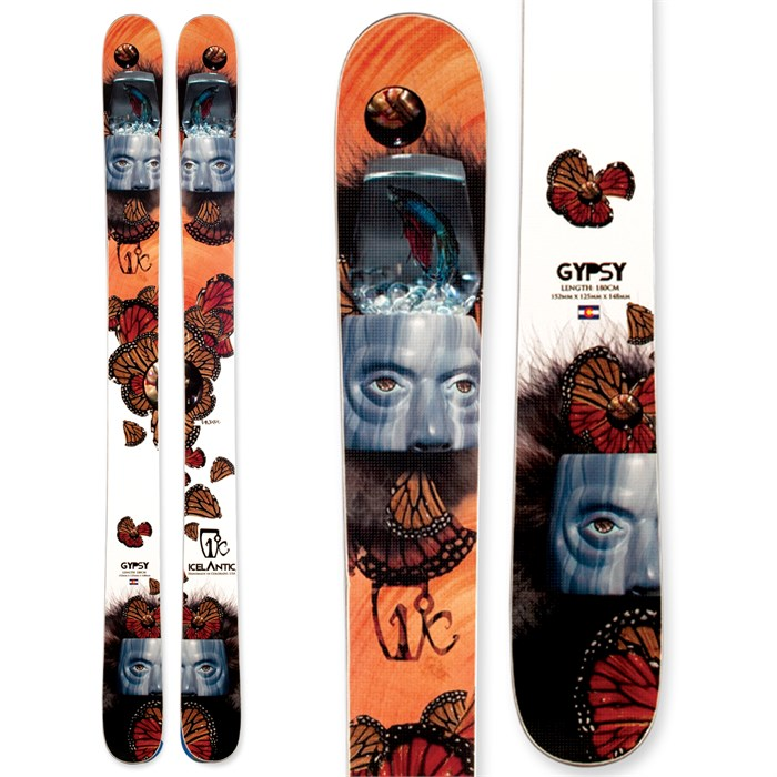 Icelantic - Gypsy Skis 2014
