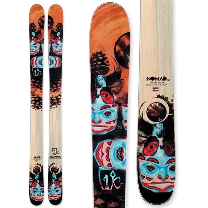 Icelantic - Nomad RKR Skis 2014