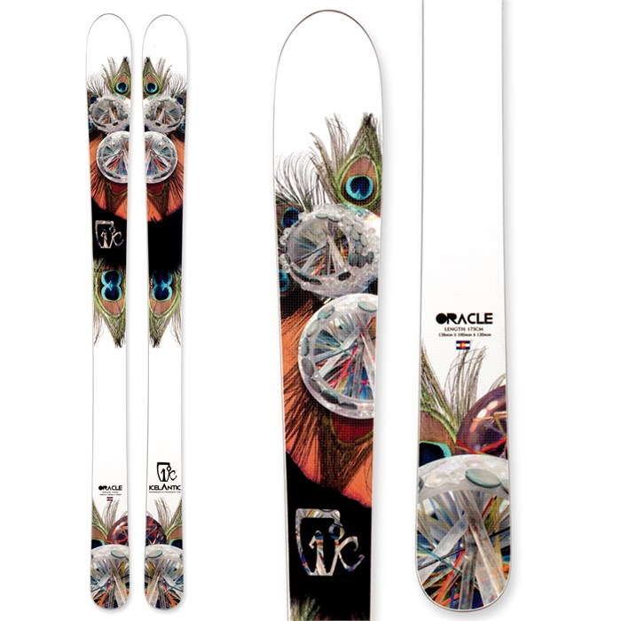 Icelantic - Oracle Skis - Women's 2014