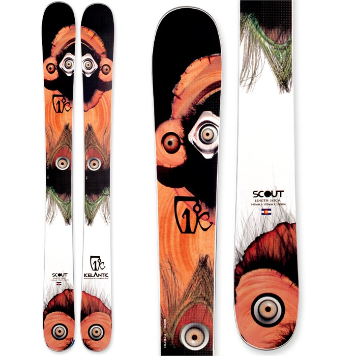 Icelantic - Scout Skis - Boy's 2014