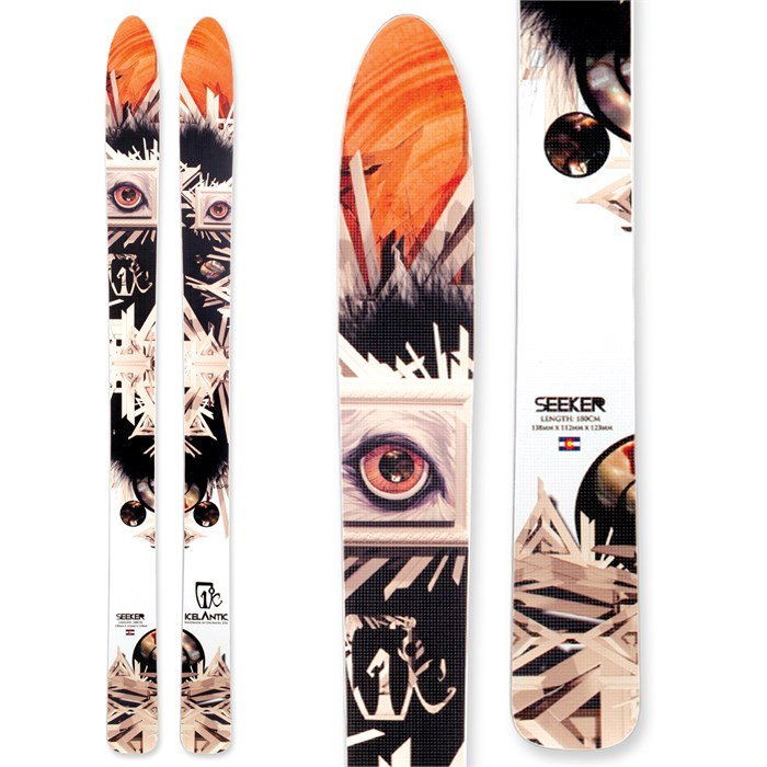 Icelantic - Seeker Skis 2014