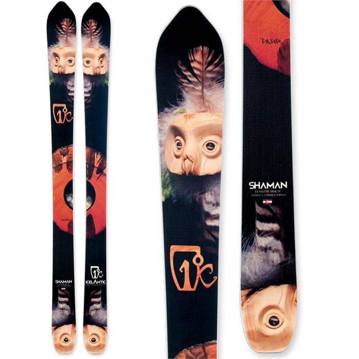 4ac10840e3 Icelantic Shaman Skis 2014