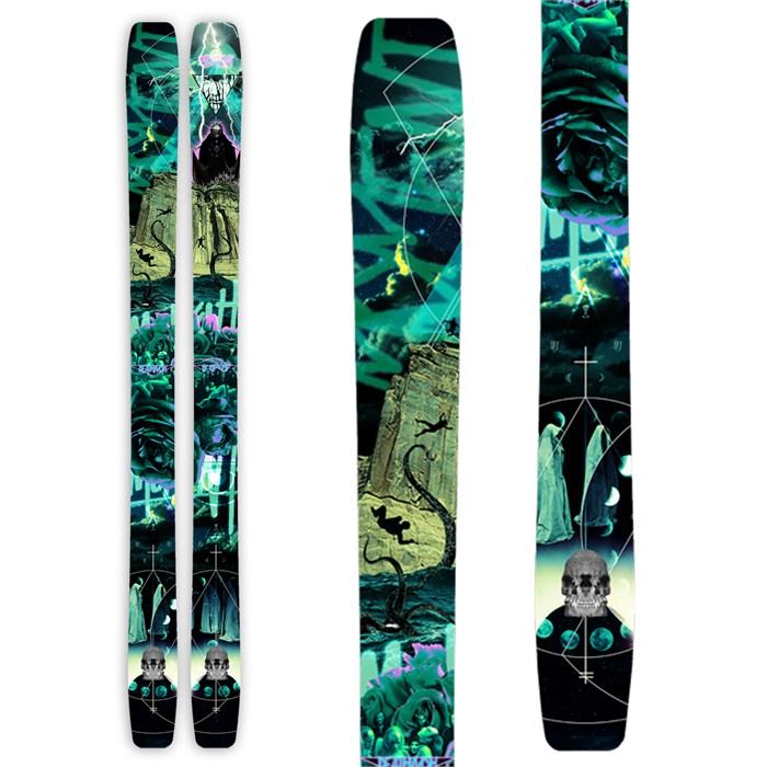 Moment - Deathwish Skis 2014