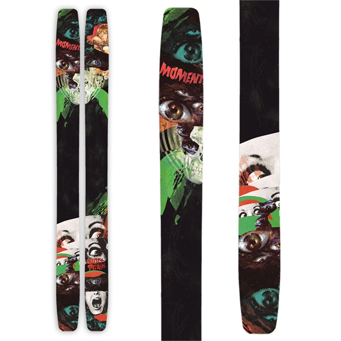 Moment - Ghost Train Skis 2014