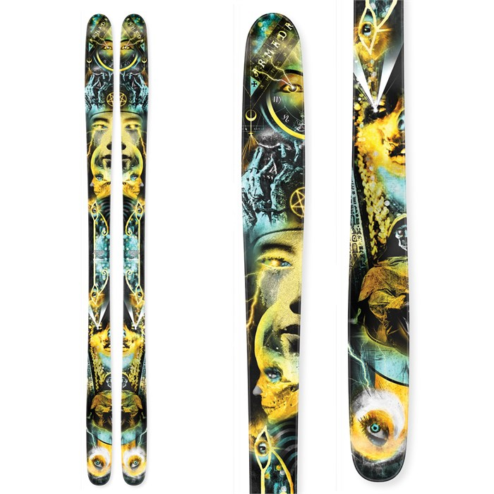 Armada - Alpha X Skis 2014