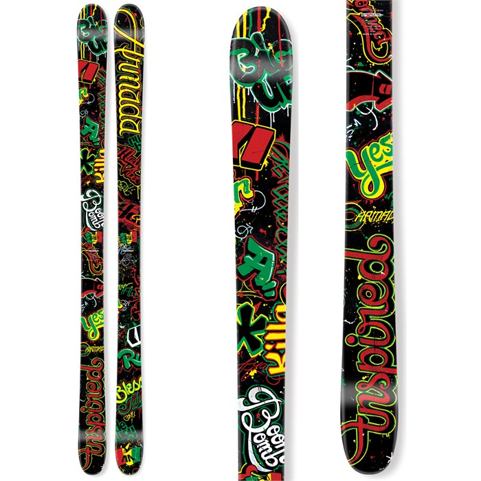 Armada - T Hall Skis 2014