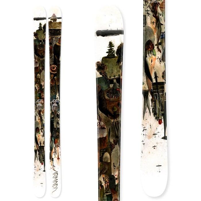 Armada - ARVti Skis 2014