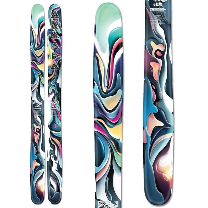 Armada - VJJ Skis - Women's 2014