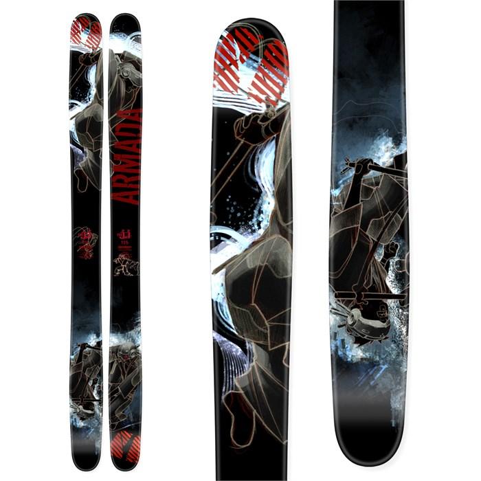 Armada - AK JJ Skis 2014
